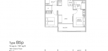 van-holland-floor-plan-2-bedroom-premium-type-b5-singapore