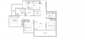 van-holland-floor-plan-3-bedroom-study-type-c3-singapore