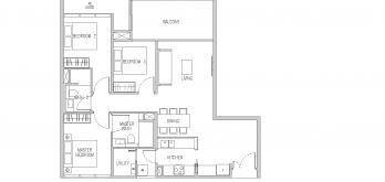 van-holland-floor-plan-3-bedroom-type-c1-singapore