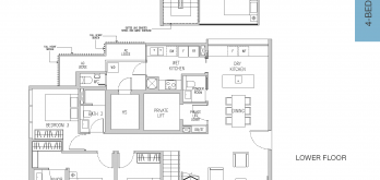 van-holland-floor-plan-4-bedroom-exclusive-type-L2a-singapore