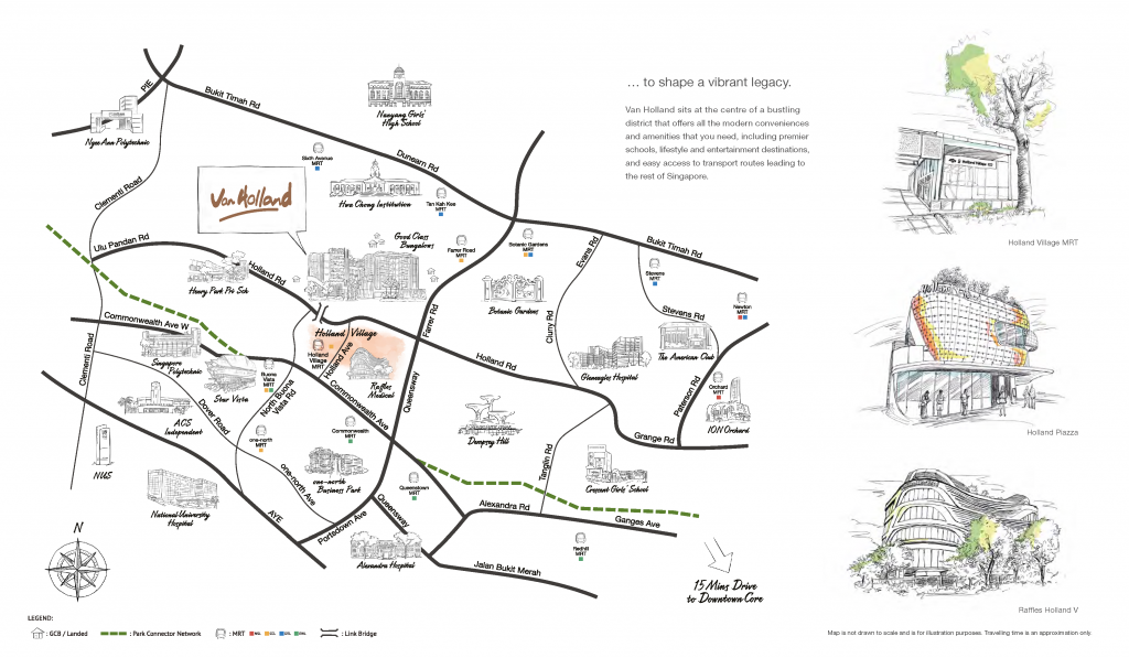 van-holland-location-map-freehold-condo-singapore